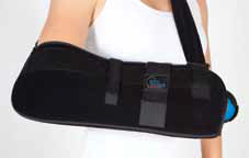 Shoulder immobilizer with 15/30 Degrees Abduction – Item #1508